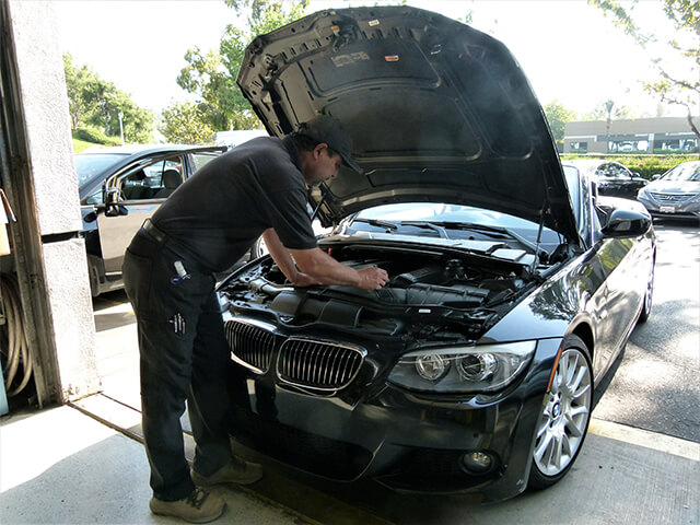 Benz N Beyond - High-Quality Automotive Maintenance and Repair Services - Gallery