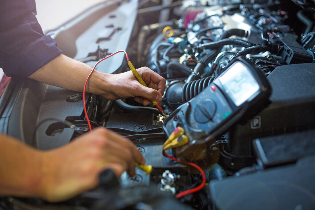 Benz N Beyond - High-Quality Automotive Maintenance and Repair Services - Engine Tune-up and Diagnostics