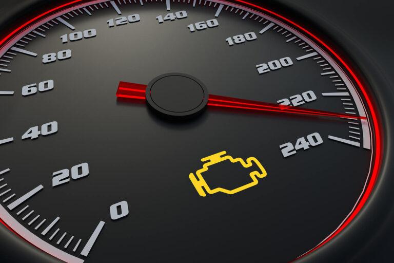 Benz N Beyond -Check Engine Light