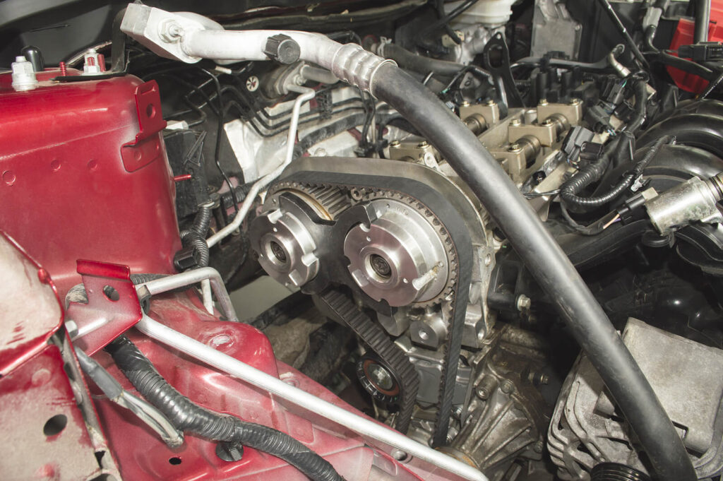 Benz N Beyond - High-Quality Automotive Maintenance and Repair Services - Belts and Hoses