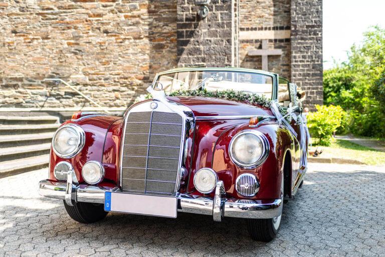 BenzNBeyond-Lake Forest-Mercedes-Benz Typ 300 Adenauer W186 Cabriolet